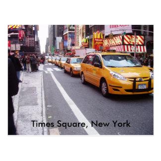 Times Square, postal de Nueva York