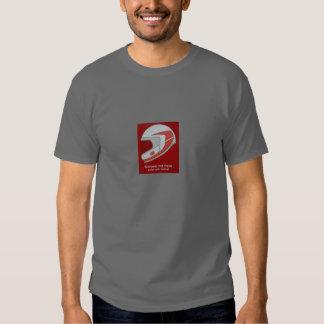 Timón del mit de Sicherer Camiseta