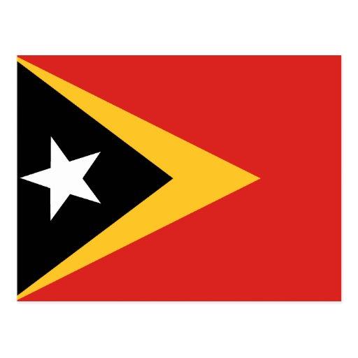 Timor Oriental Postales