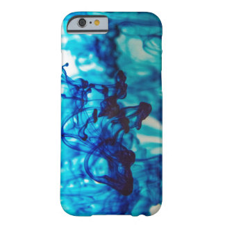 Tinta azul funda barely there iPhone 6