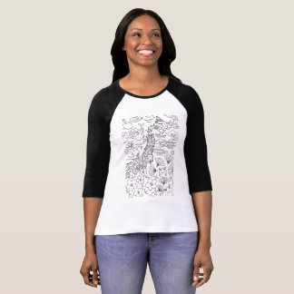 Tinta: Camiseta de JAPÓN