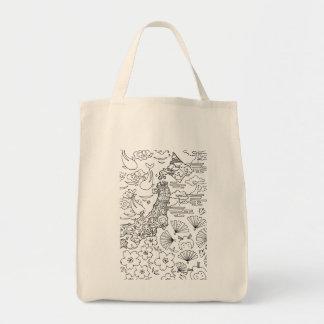 Tinta: La bolsa de asas de JAPÓN