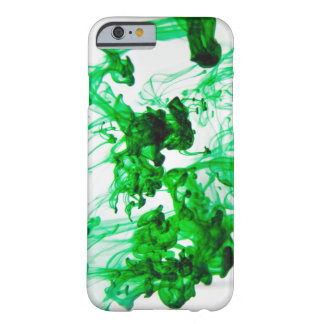 Tinta verde funda barely there iPhone 6