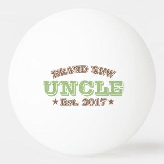 Tío a estrenar Est. 2017 (verde) Pelota De Ping Pong