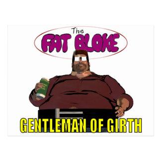 Tío gordo postal