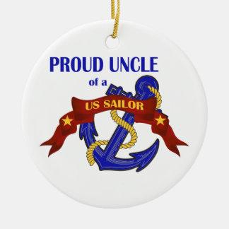 Tío orgulloso de un marinero de los E.E.U.U., Adorno De Reyes
