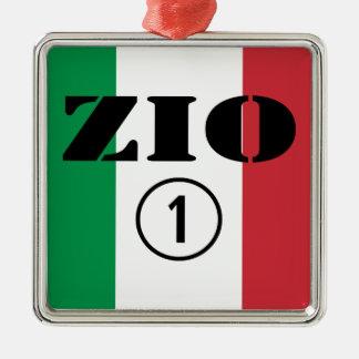 Tíos italianos: Uno de Zio Numero Adornos De Navidad