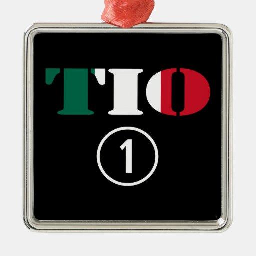 Tíos mexicanos: Uno de Tio Numero Ornamentos De Navidad