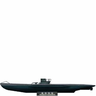 Tipejo VII U-Boat medium size Escultura Fotográfica