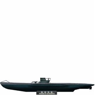 Tipejo VII U-Boat small Escultura Fotográfica
