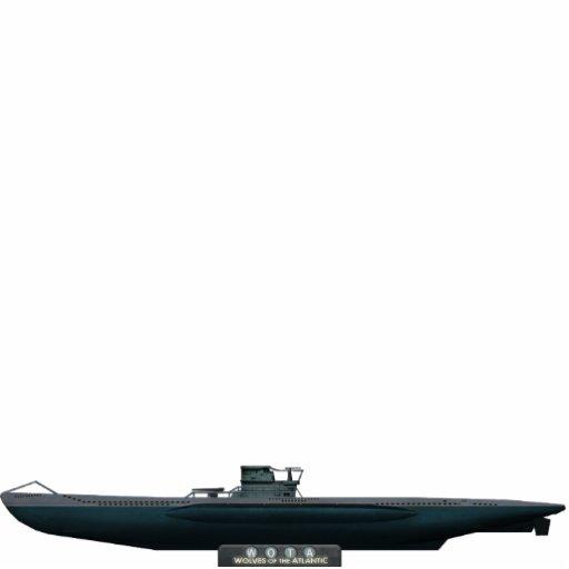 Tipejo VII U-Boat (small) Escultura Fotográfica