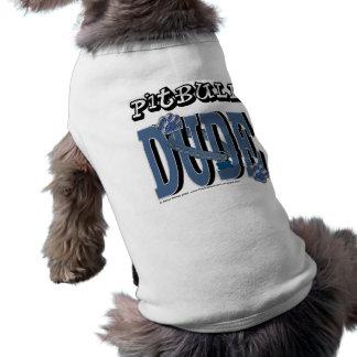 TIPO de Pitbull Camisa De Mascota