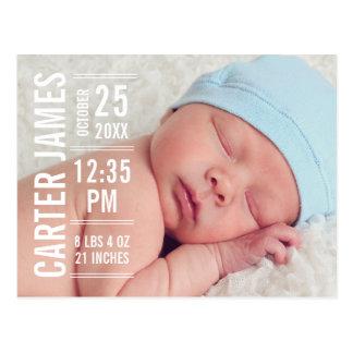 Postales de bebés