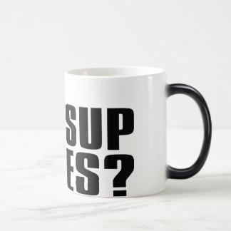 Tipos de Wassup Taza De Café