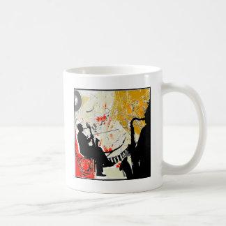 Tipos del jazz taza