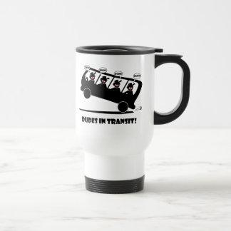 TIPOS en transit-2 Tazas De Café