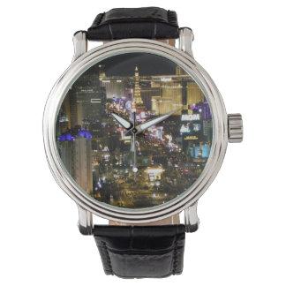 Tira de Las Vegas Relojes De Mano