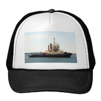Tire del barco 1, puerto Adelaide, sur de Australi Gorra
