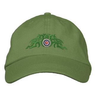 Tiro al arco tribal gorras de beisbol bordadas