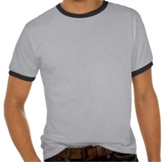 Tiro del béisbol camisetas