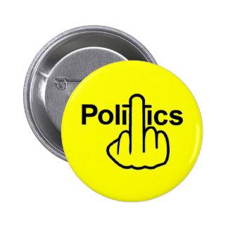 Tirón de la política del botón