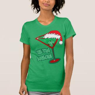 ` Tis el Seaon Camiseta