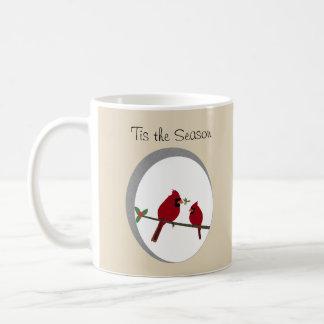 'Tis la taza de café de la estación