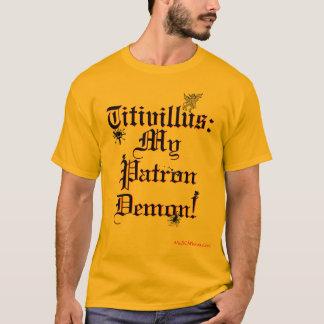 Titivillus: Demonio el patrón con la tinta Camiseta