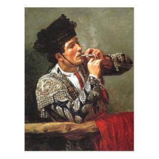 Título: Fecha del Toreador: 1873 Cassatt, Maria 18 Tarjeta Postal