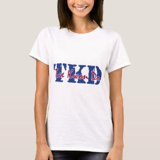 TKD el Taekwondo Camiseta