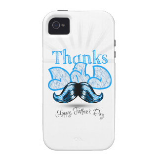 To the most wonderful dad in the world vibe iPhone 4 fundas