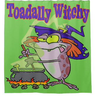 Toadally Witchy