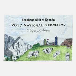Toalla 2017 de mano nacional de la especialidad