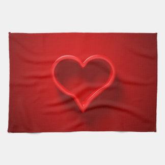 Toalla - almohada 3D forma de cardíaco para -