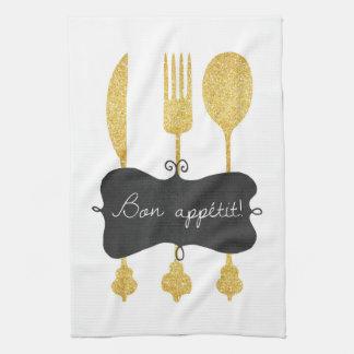 Toalla de cocina de Appetit del Bon