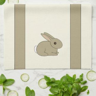 Toalla de cocina del conejo de conejito