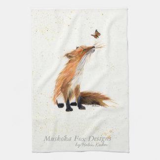 Toalla de cocina del Fox