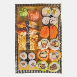 Toalla de cocina del sushi