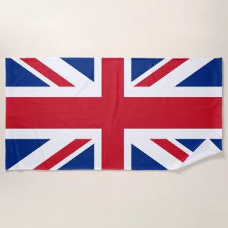 Toalla De Playa Bandera real BRITÁNICA de Gran Bretaña Union Jack