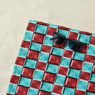 Toalla De Playa El estilo lindo del comensal comprueba el modelo