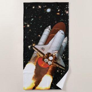 Toalla De Playa Lanzamiento STS-45 de la Atlántida del