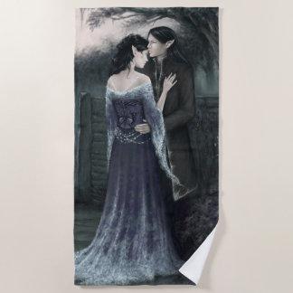 Toalla De Playa Mi romance querido de Elven