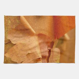 Toalla del arce de Paperbark