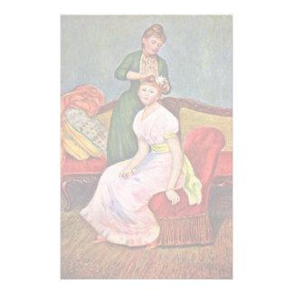 Tocado del La de Pierre-Auguste Renoir Papeleria