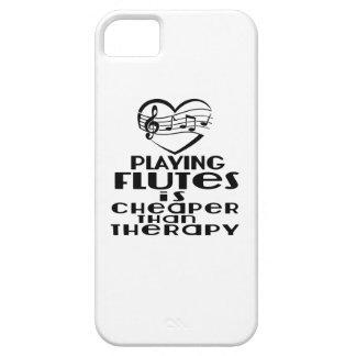 Tocar las flautas es más barato que terapia funda para iPhone SE/5/5s