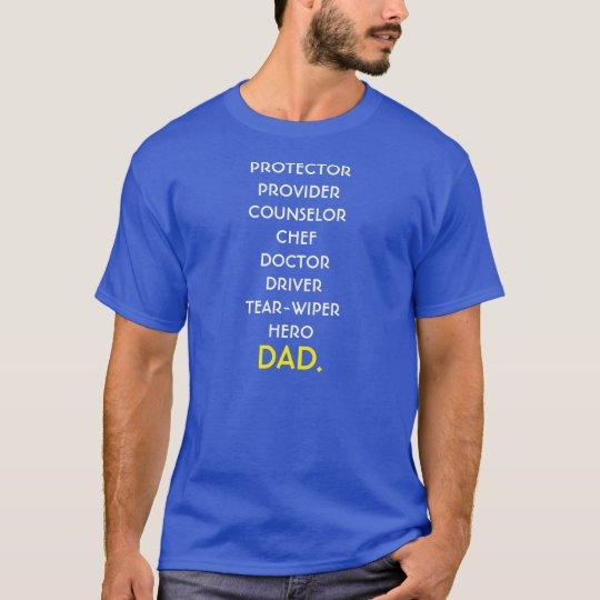 TODA LA camiseta del PAPÁ de las COSAS