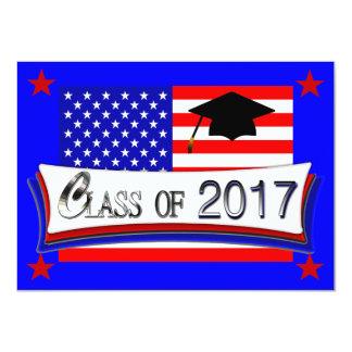 Toda la clase americana de las invitaciones 2017