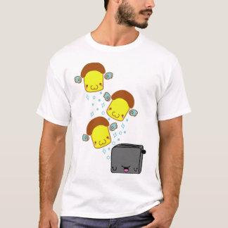 Toda la tostada va al cielo camiseta