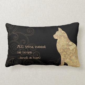 Toda lo que usted necesita es almohada del Lumbar