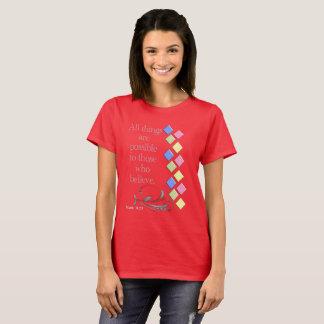 Todas las cosas posibles --- Camiseta